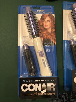 Conair hot air styler for Sale in Silver Spring, MD