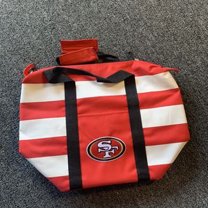 49ers cooler for Sale in Fontana, CA