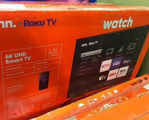 "43"" Onn Roku Tv❗️ HG for Sale in Haltom City, TX"