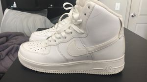 Nike's air forces for Sale in Murray, UT