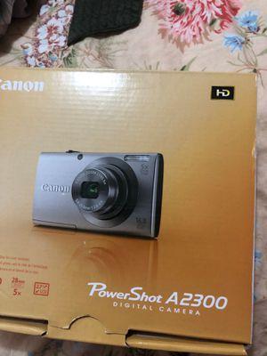 Canon digital camera for Sale in Salem, OR