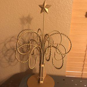 Gold Ornament Holder for Sale in McKinney, TX
