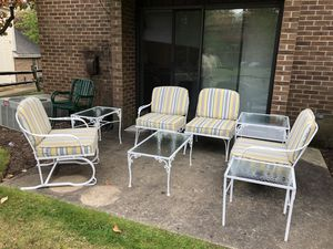 Vintage / classic outdoor furniture for Sale in Verona, PA