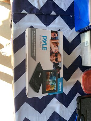 Pyle cd/dvd player for Sale in Murfreesboro, TN