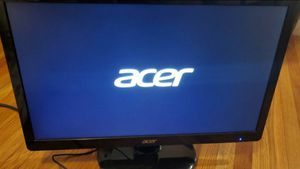 "Acer S200HL 20"" DISPLAY for Sale in Los Angeles, CA"