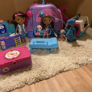 Doc mcStuffins for Sale in Southfield, MI