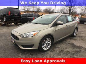 2015 Ford Focus for Sale in Cicero, IL