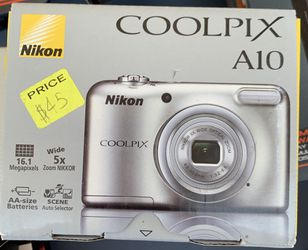 CoolPix A10 Digital Camera for Sale in Visalia,  CA