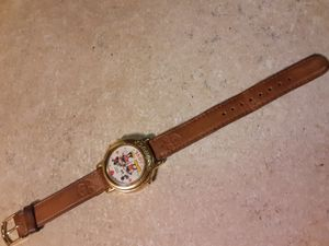 Rare Mickey Mouse watch for Sale in Austin, AR