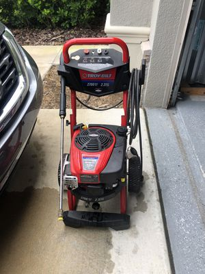 Troy Built Pressure Washer 2700PSI for Sale in Sun City Center, FL