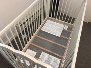 Baby cribs like new IKEA product for Sale in Portland, OR