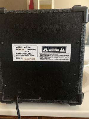 Guitar Amplifier..! for Sale in Leesburg, VA