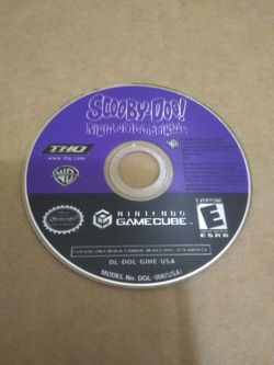 Scooby-Doo Night Of 100 Fright's Nintendo Gamecube for Sale in Fresno,  CA