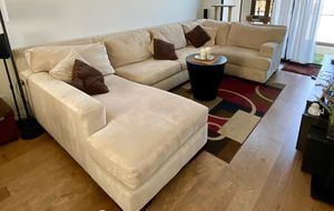 Couch, U shape sectional, huge, excellent condition! for Sale in Torrance, CA