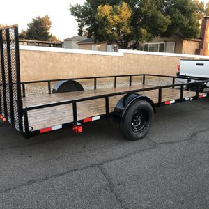 14x7 Utility Trailer for Sale in Yucaipa, CA