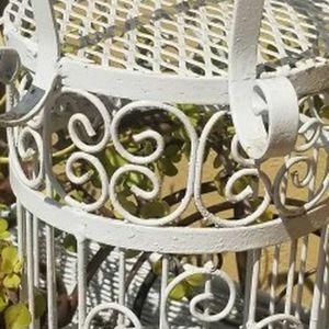 """26"""" H Antique 100yr ➕ 🐦 🦜 🦢 Bird Cage (**No Door) for Sale in Los Angeles, CA"""