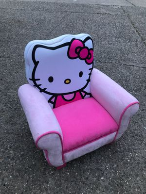 Hello kitty toddler chair for Sale in Philadelphia, PA