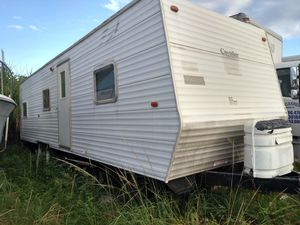 Cavalier Pull Trailer Camper Clean title for Sale in Miami, FL