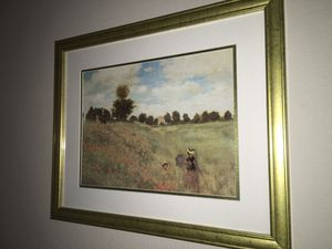 wall art, framed prints of famous impressionist paintings for Sale in Garden Grove, CA