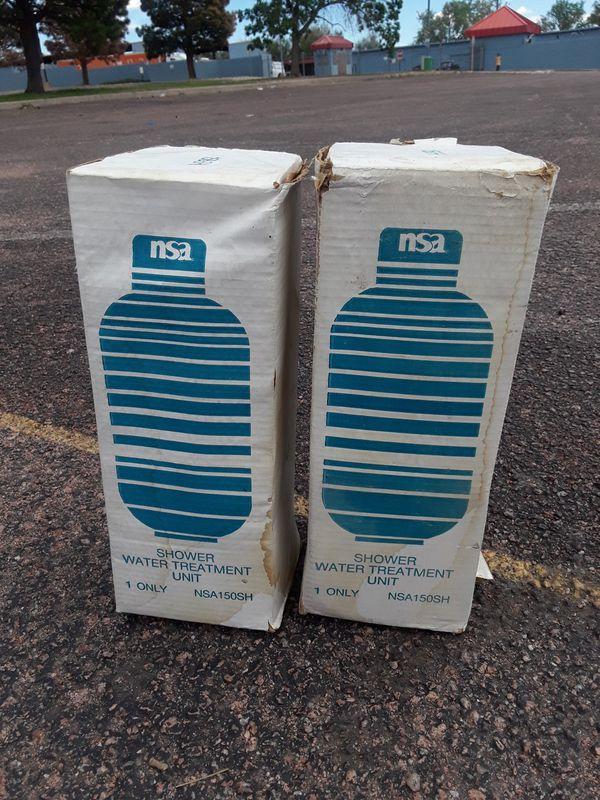 NSA Shower Water Treatment Unit - 150SH
