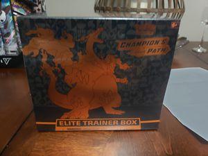 Pokemon Champions Path box for Sale in Lutz, FL