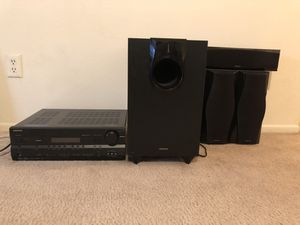 Onkyo Home Theater Speaker System for Sale in Los Angeles, CA