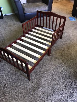 Toddler Bed for Sale in Joint Base Lewis-McChord, WA