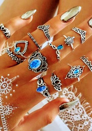 Beautiful Ring Set 🌈🌈🌈 Various Sizes for Sale in Hialeah, FL