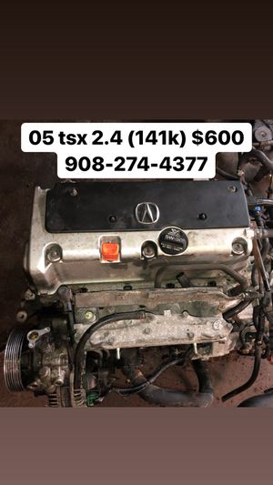 05 tsx part out for Sale in Piscataway Township, NJ