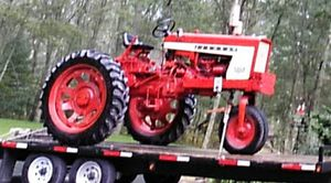1962 Farmall 504 Antique Tractor High Clear for Sale in Williamsport, PA