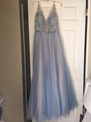 $150 Camille la vie L prom dress original price $300! for Sale in Orlando, FL