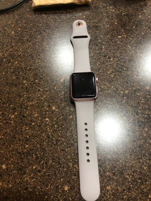 Apple Watch series 1 rose gold for Sale in Cottage Grove, OR