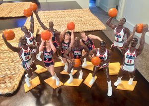 1992 USA Dream Team Toy Figure Set for Sale in Somerdale, NJ
