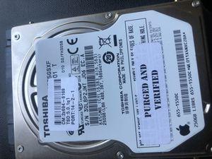 MacBook hardrive for Sale in Dothan, AL