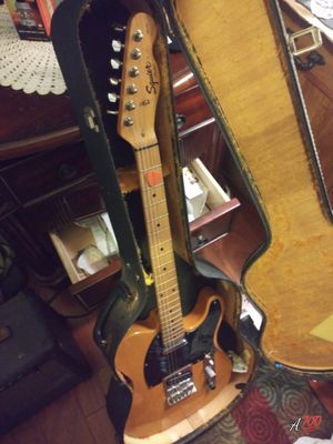 Trade Fender Telecaster for car audio for Sale in St. Petersburg, FL