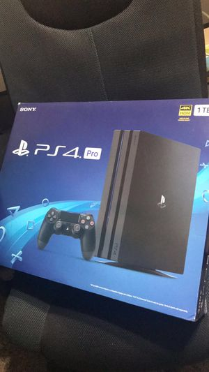 PS4 PRO 1TB LIKE NEW for Sale in Bakersfield, CA