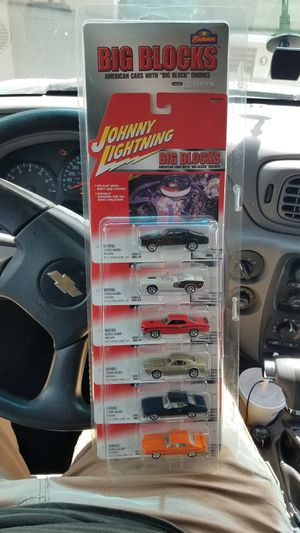 Johnny Lightning 6 Pak Car collection pack for Sale in Woodburn, OR