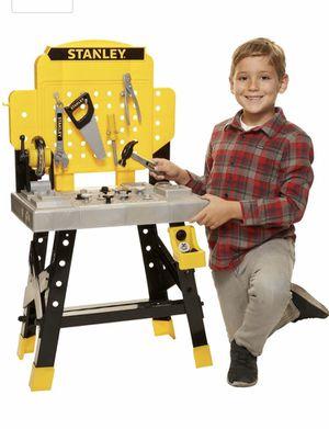Stanley JR Mega Power n Play Workbench for Sale in Chandler, AZ