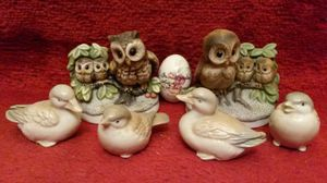 Ceramic Bells, Vases, Birds & Glass Swans for Sale in Oxon Hill, MD