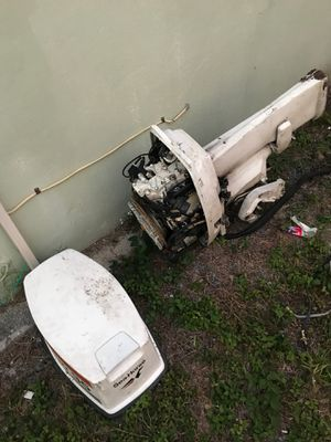 Johnson 35hp outboard engine for Sale in Port Richey, FL