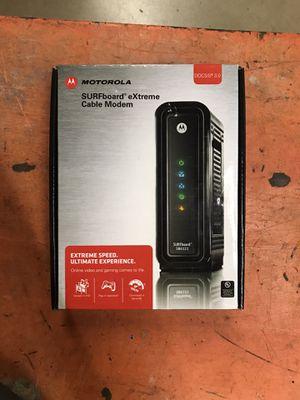 Motorola Cable Modem for Sale in Miami, FL