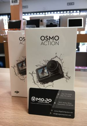 Osmo Action easy financing option for Sale in San Diego, CA