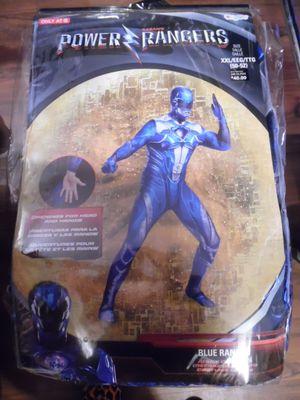 men's blue power rangers Halloween costume for Sale in San Diego, CA