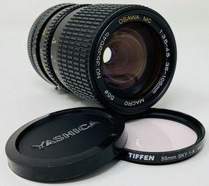 RARE OSAWA 35-105MM F/3.5-4.5 MC MACRO FD Mount Lens for Sale in Palos Hills, IL