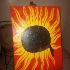 #acrylicpainting #divineart for Sale in Fort Pierce, FL