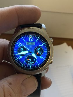 Samsung 3 Classic Smart Watch for Sale in Seattle,  WA