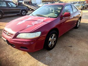 2001 Honda Accord Cpe for Sale in Richmond, VA