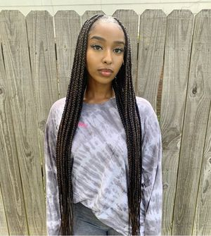 Hip length Knotless Braids for Sale in Morrow, GA