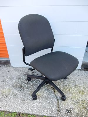 Office Task Chairs Black HON Alaris Series Model H4222 for Sale in Bartow, FL
