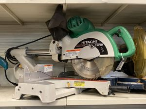 Hitachi table saw for Sale in Las Vegas, NV